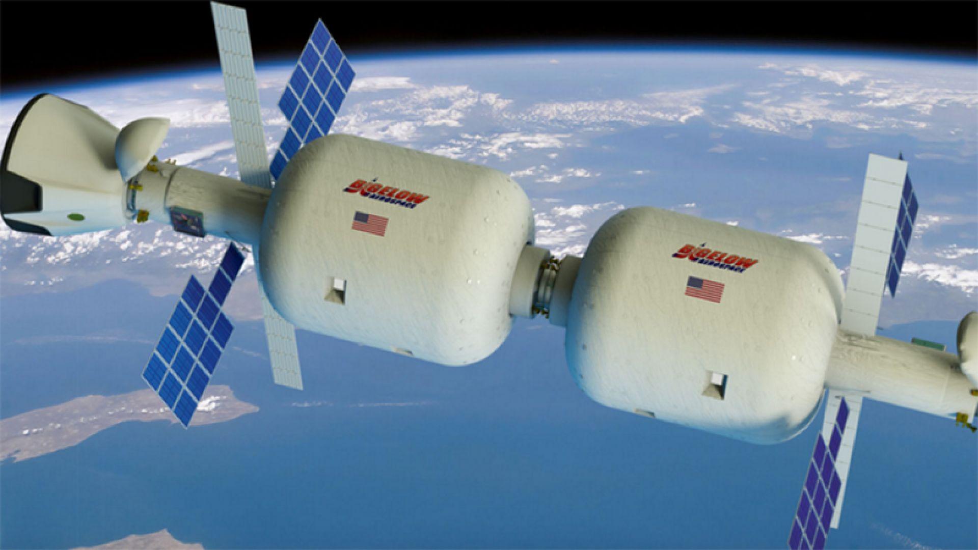 «Роскосмосу» доверили строительство шлюзового модуля на Международной лунной орбитальной станции - 4