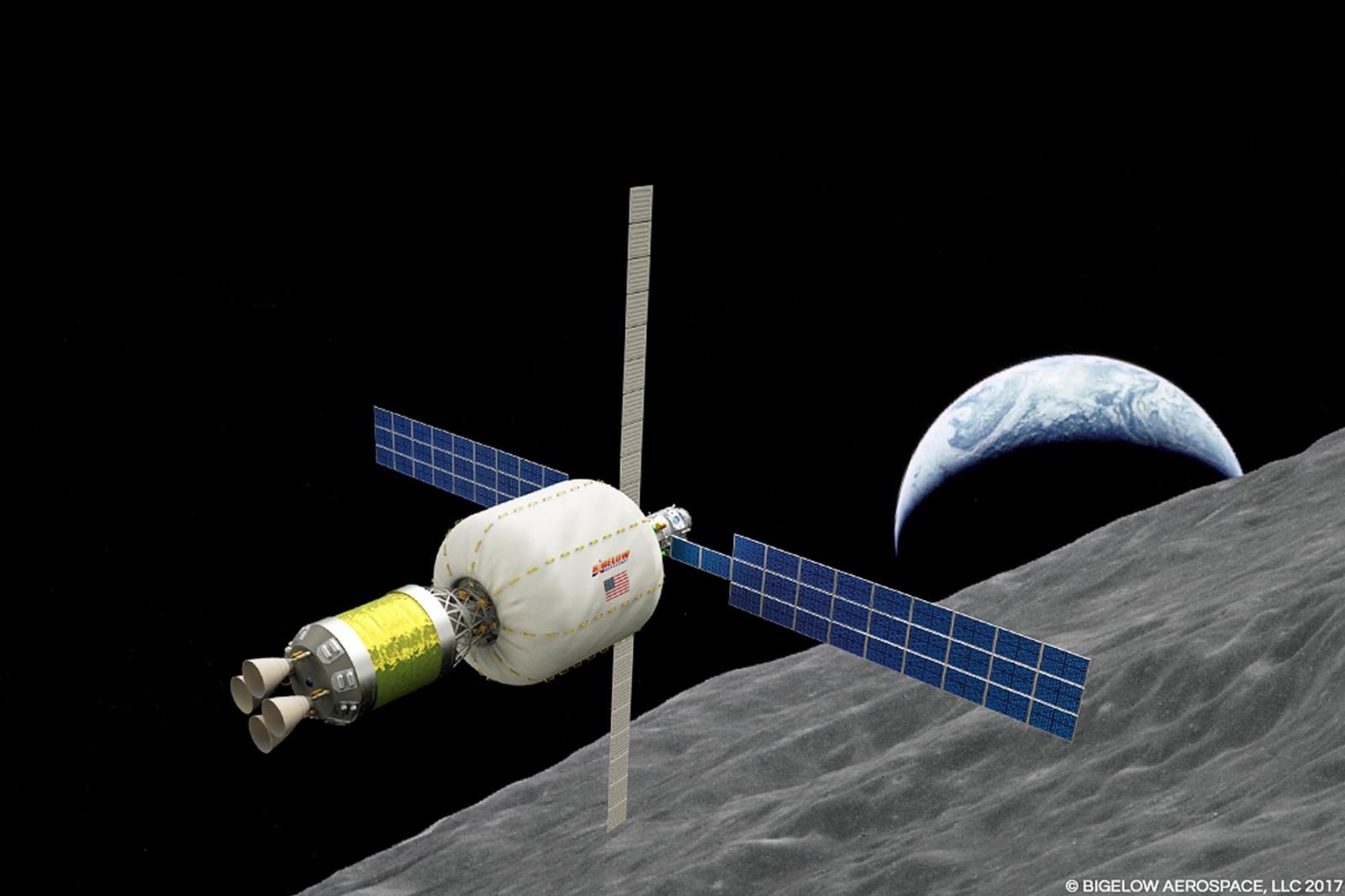 «Роскосмосу» доверили строительство шлюзового модуля на Международной лунной орбитальной станции - 5