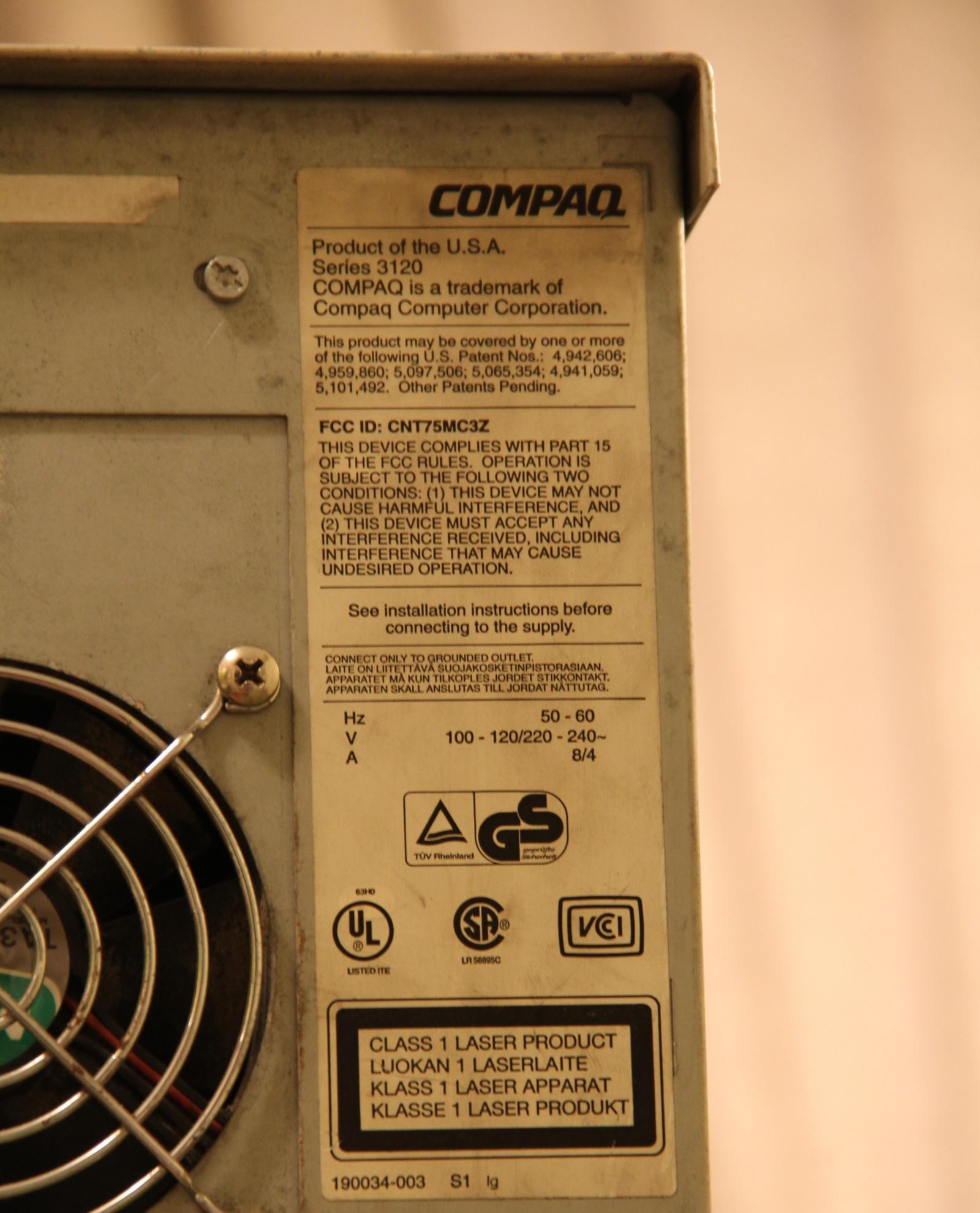 Серверная машина из середины 90х - 12
