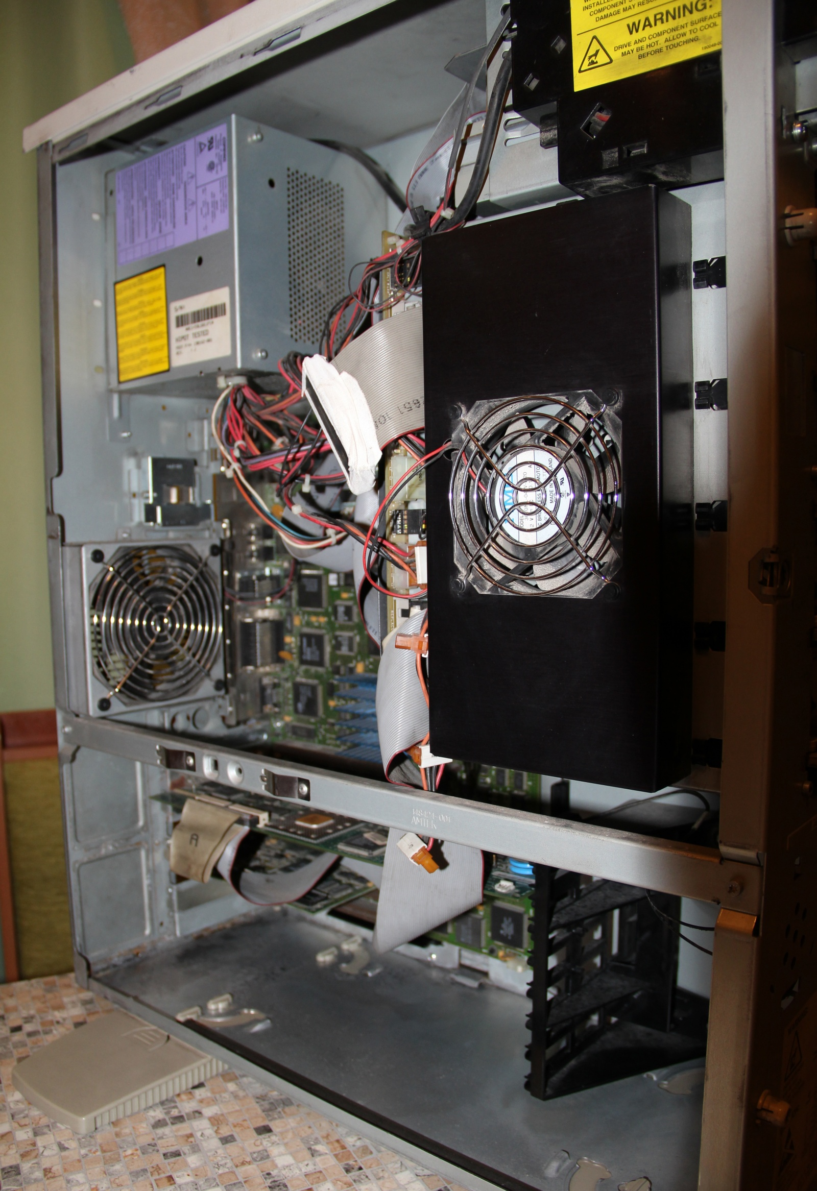 Серверная машина из середины 90х - 3