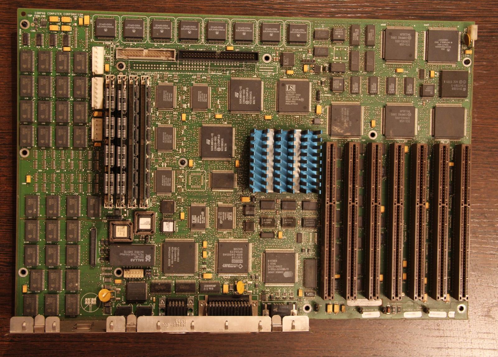 Серверная машина из середины 90х - 5