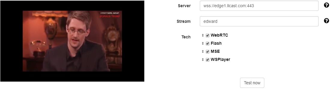 Создаем живую потоковую CDN для видеотрансляций WebRTC с низкой задержкой - 10