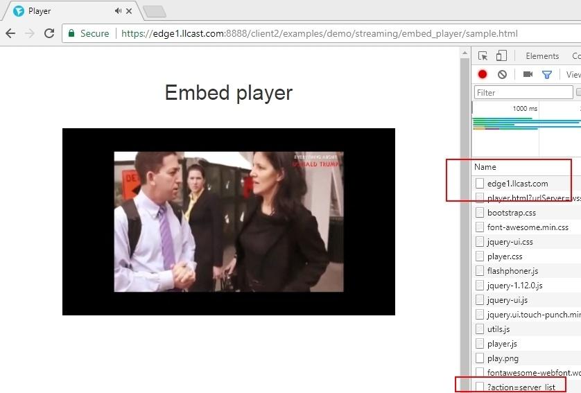 Создаем живую потоковую CDN для видеотрансляций WebRTC с низкой задержкой - 15
