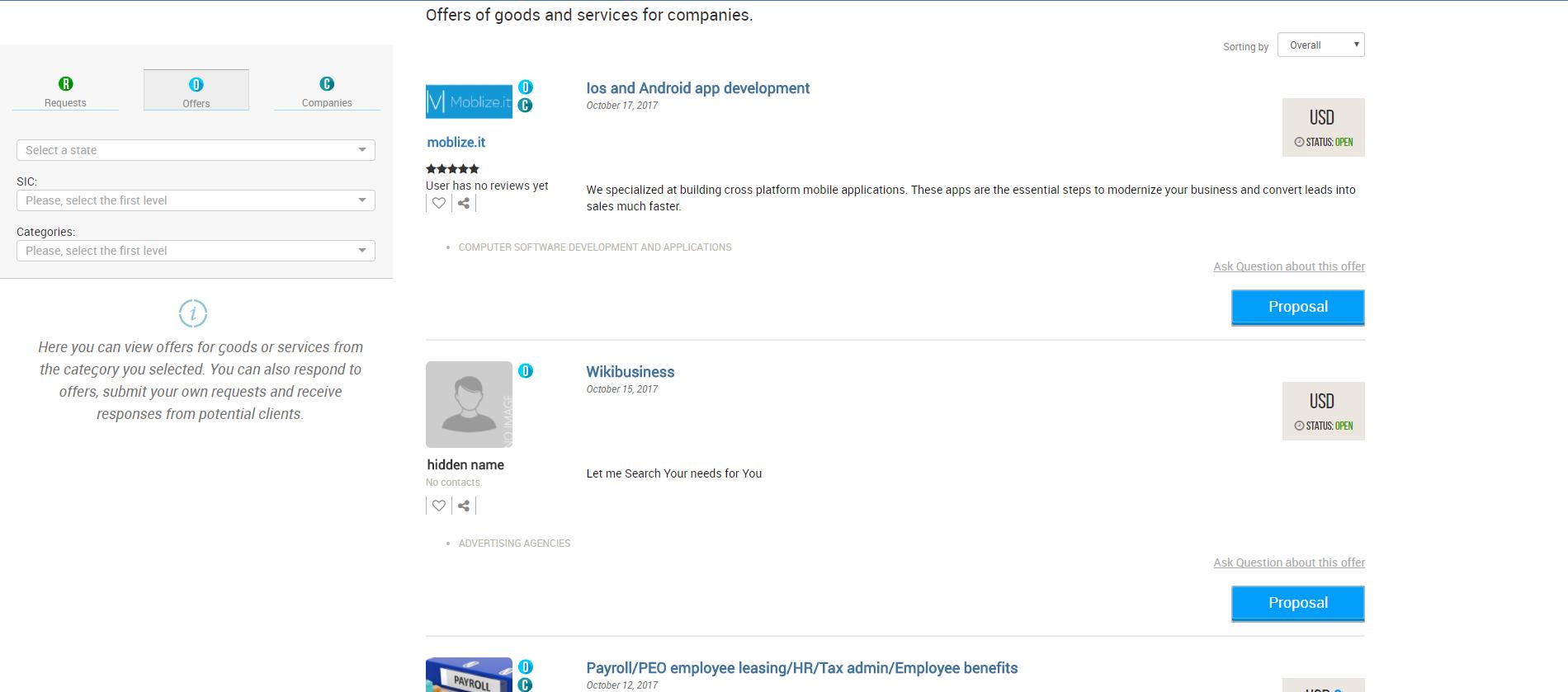 Opporty — новый маркетплейс для малого бизнеса на блокчейне - 3