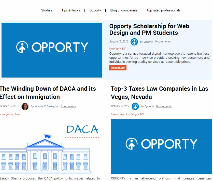 Opporty — новый маркетплейс для малого бизнеса на блокчейне - 4