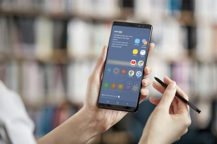 Samsung приступила к разработке Galaxy Note9, думая над расширением перечня возможностей S Pen