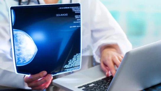 Искусственный интеллект помогает определить рак груди