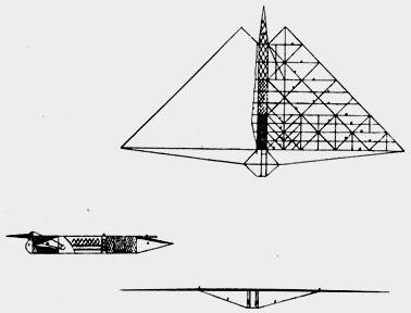 История про поступление во Францию (и 150 лет отечественному реактивному самолету) - 2
