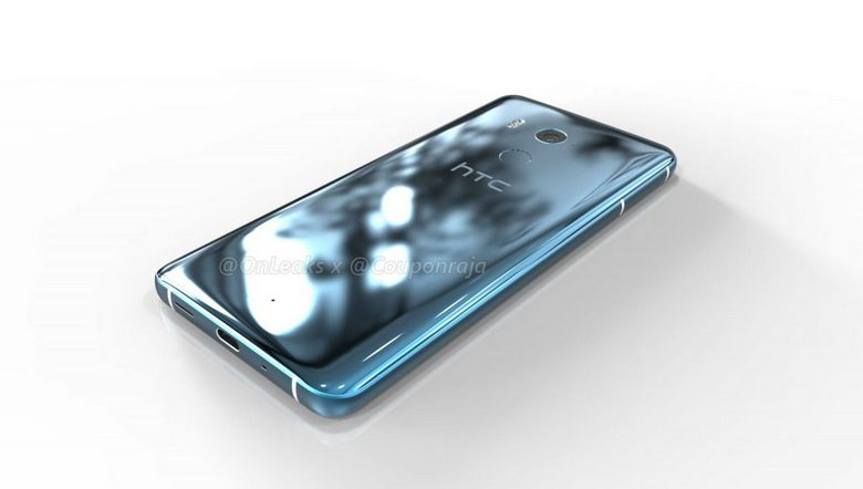 HTC U11 Plus засветился на видео