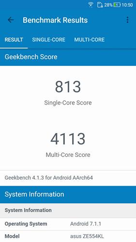 Обзор смартфона ASUS ZenFone 4 - 56