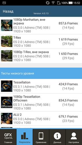 Обзор смартфона ASUS ZenFone 4 - 59