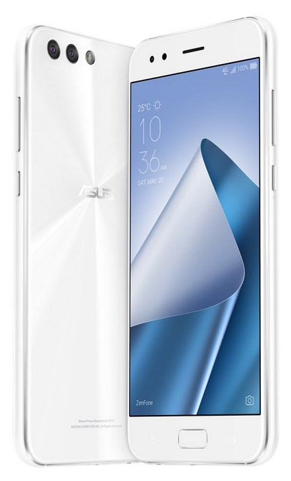 Обзор смартфона ASUS ZenFone 4 - 1