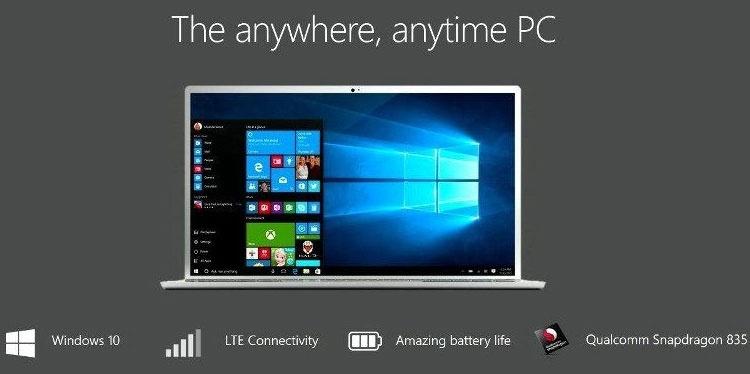 Тестеры жаловались, что у ARM-ноутбуков с Windows 10 не работает индикатор заряда аккумулятора, но это оказался не баг - 1