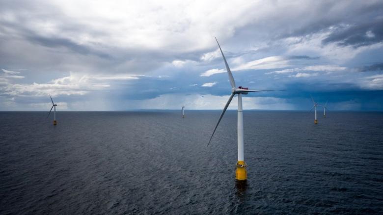 Hywind Scotland может обеспечить электричеством 20 000 домохозяйств