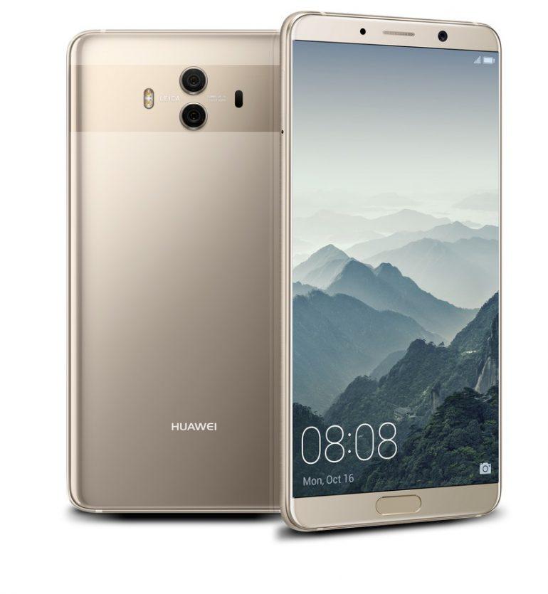 В Китае Huawei Mate 10 выйдет уже завтра, пользователям предложат еще две версии