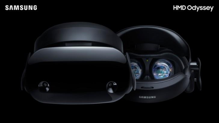 Гарнитура смешанной реальности Samsung HMD Odyssey не выйдет на рынок Европы