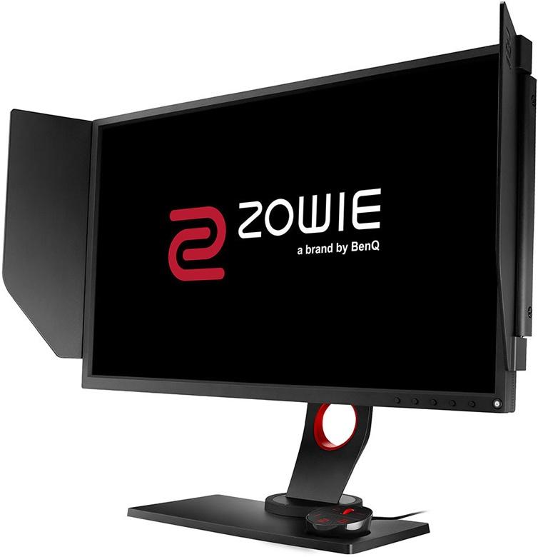 В мониторе Benq Zowie XL2536 используется жидкокристаллическая панель разрешением Full HD
