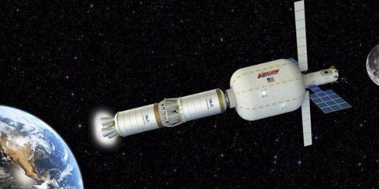 Компании Bigelow и ULA планируют создать орбитальную лунную базу к 2022 году