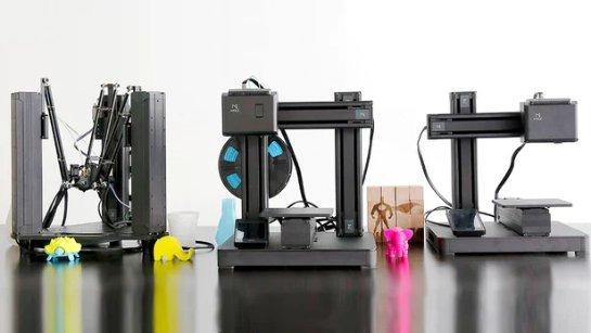 Модульная конструкция обеспечивает 3D-печать с лазерной гравировкой
