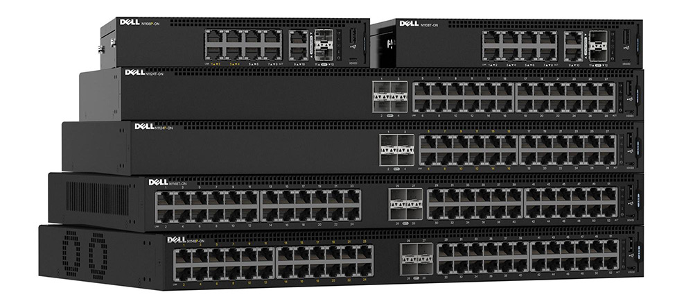 Обзор коммутаторов DELL EMC Networking N1100 - 1