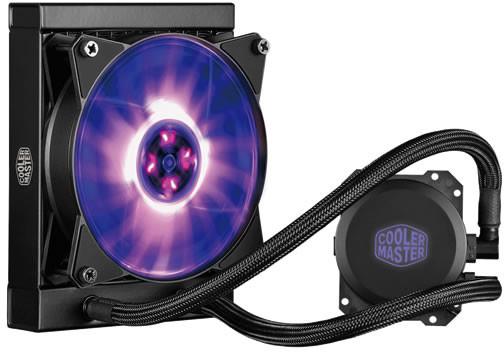 Системы охлаждения Cooler Master ML120L RGB и ML240L RGB подходят для всех современных процессоров