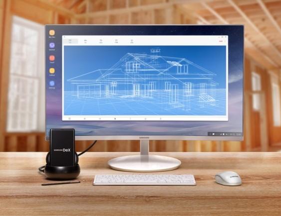 Владельцы Samsung Galaxy S8 и Note8 смогут работать с Linux