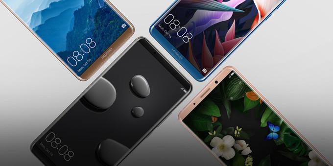 Huawei разрабатывает гибкий смартфон