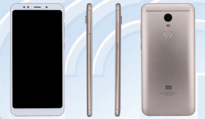 Xiaomi Redmi Note 5 получит вытянутый экран
