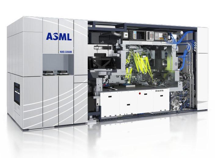 Опубликован отчет ASML за третий квартал 2017 года