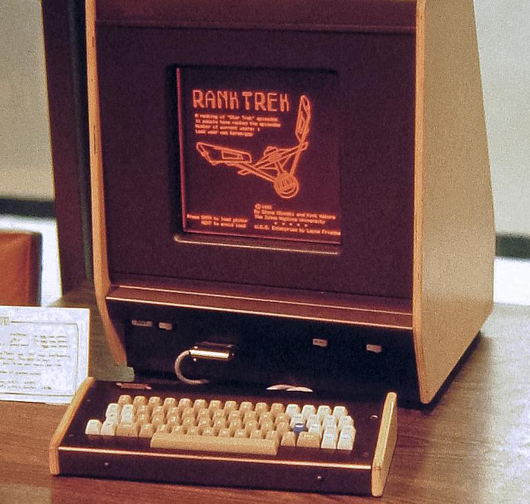 «Звездный торговец» или компьютерное обучение в эпоху мини-компьютеров - 6
