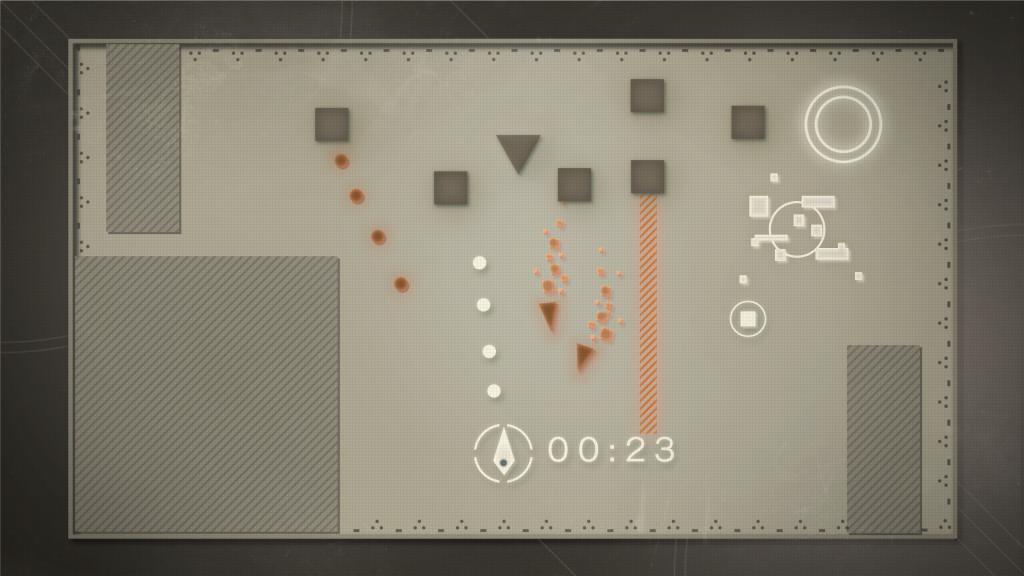 Дизайн UI в играх на примере NieR:Automata - 9