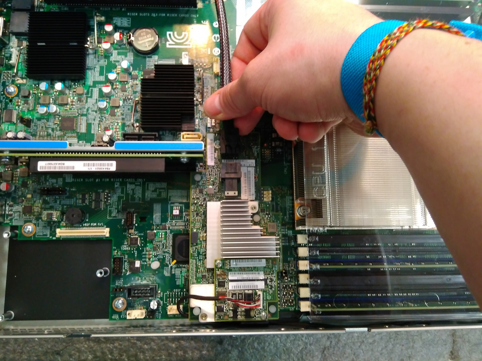 Покупка современного сервера Intel c NVMe P4800X - 23