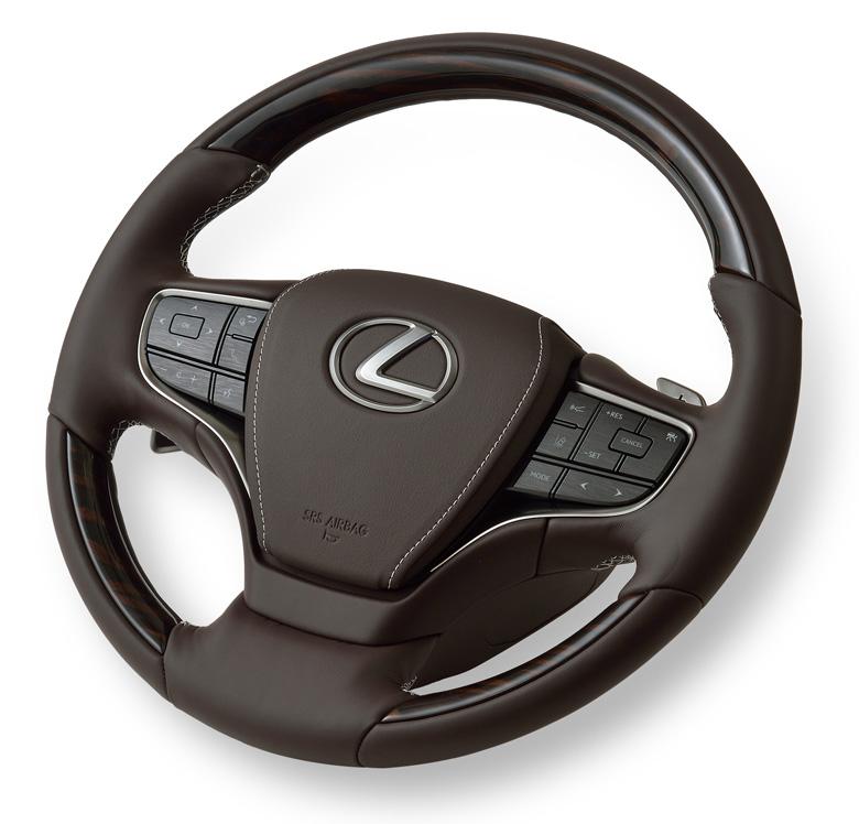 Toyoda Gosei стремится интегрировать дополнительную функциональность в рулевое колесо