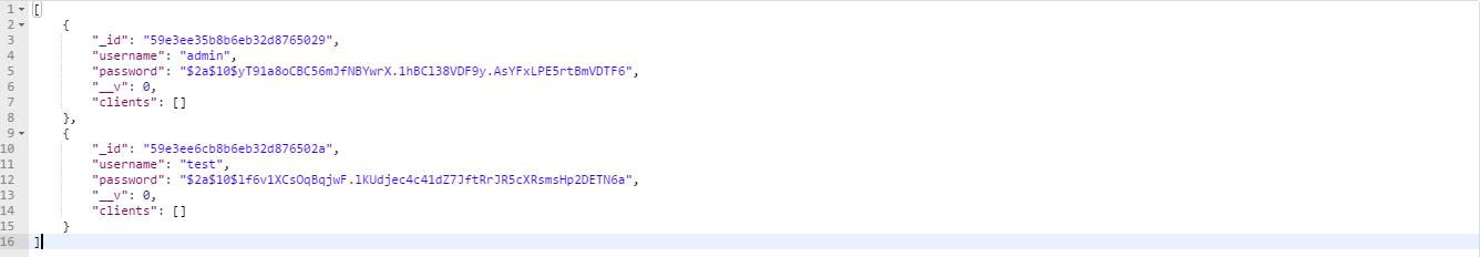 Веб-приложение на Node и Vue, часть 1: структура проекта, API, аутентификация - 13