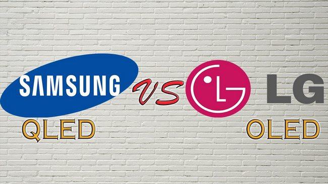 Samsung нападает на LG, заявляя, что технология OLED не подходит для телевизоров