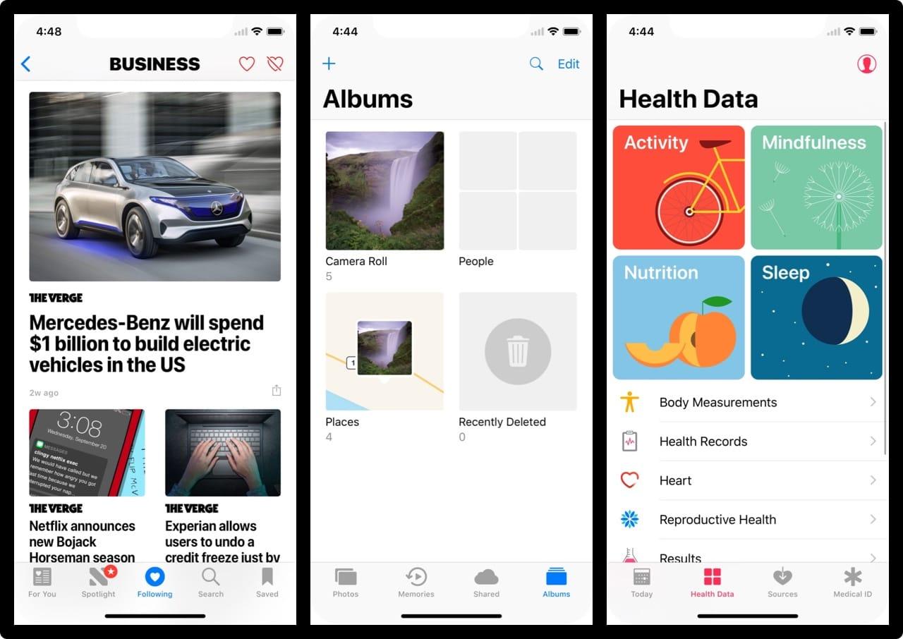 Дизайн под iPhone X. Гайдлайны для iOS 11 - 29