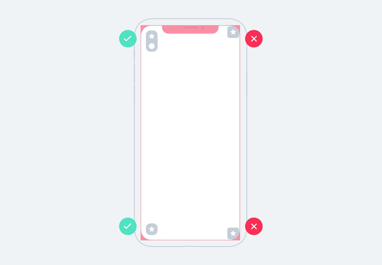 Дизайн под iPhone X. Гайдлайны для iOS 11 - 8