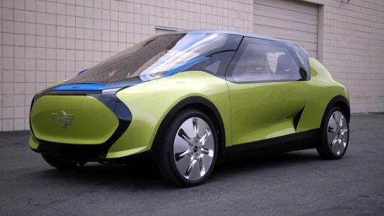 Как может выглядеть «Mini of 2025»