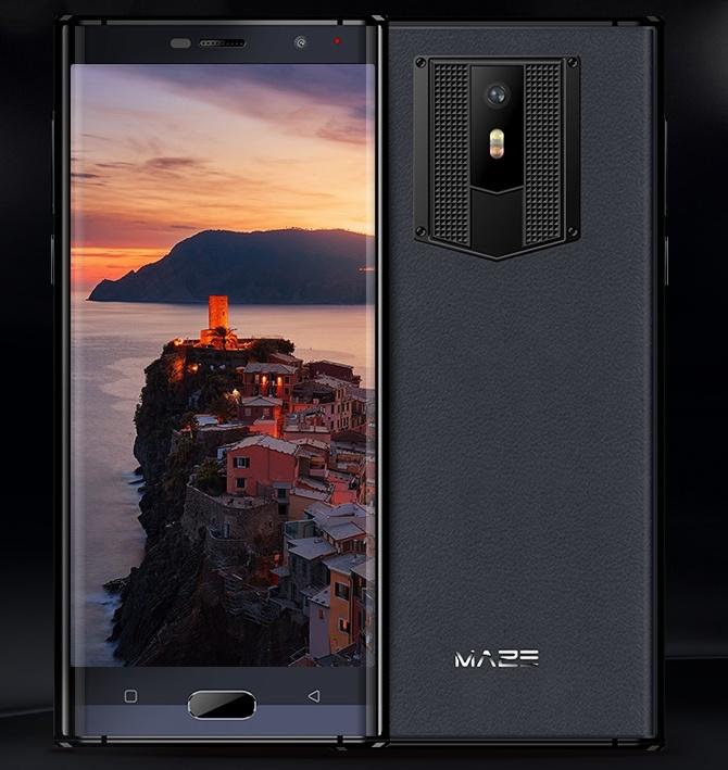 Противоударный смартфон Maze Comet стоит $170
