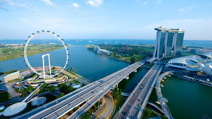Сингапур снизит до нуля разрешённый ежегодный прирост автопарка