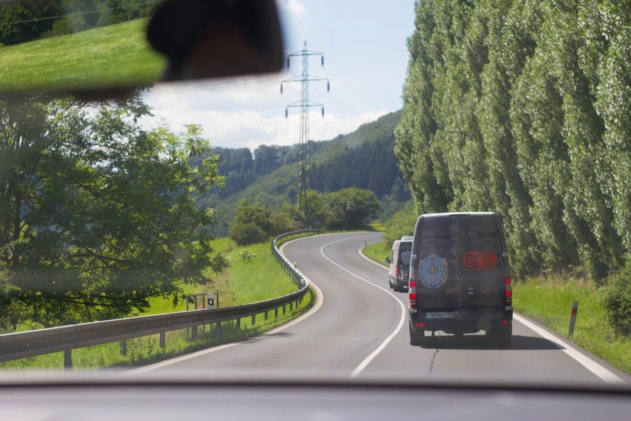 Галопом по Европе: путешествие «Формулы Студент» из Чехии в Москву - 14
