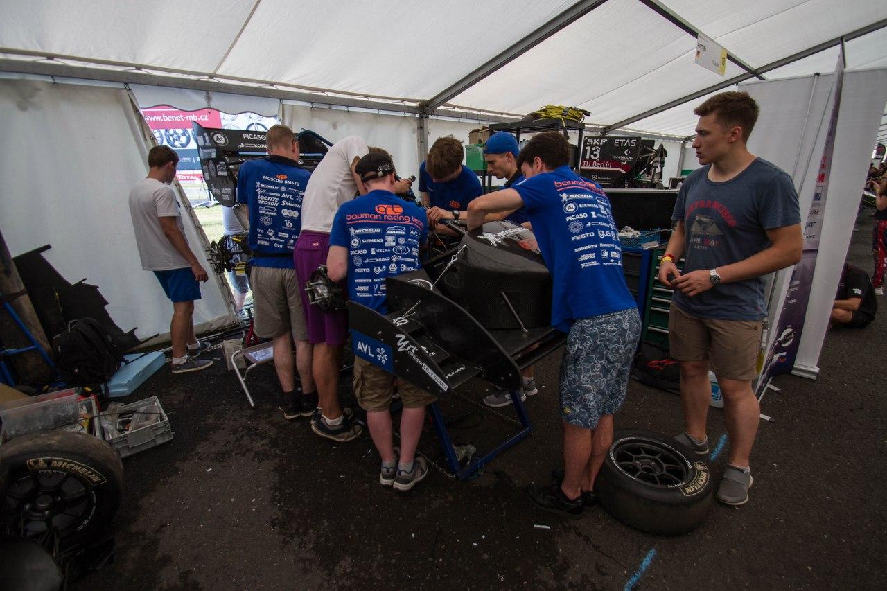 Галопом по Европе: путешествие «Формулы Студент» из Чехии в Москву - 19