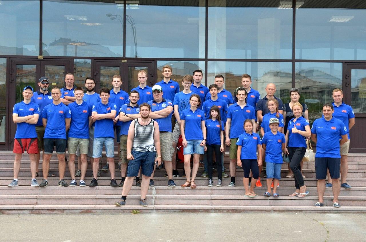 Галопом по Европе: путешествие «Формулы Студент» из Чехии в Москву - 2