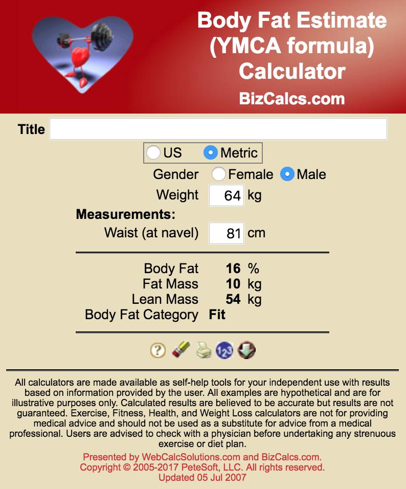 Измеряем мышечную массу: чем и зачем? - 7