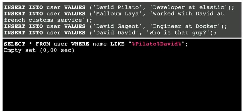 Как прикрутить нормальный поиск к устаревшему SQL-бэкенду - 12