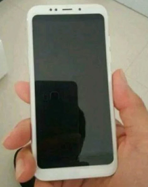 Опубликованы первые фотографии смартфонов Xiaomi Redmi 5 и Xiaomi Redmi Note 5