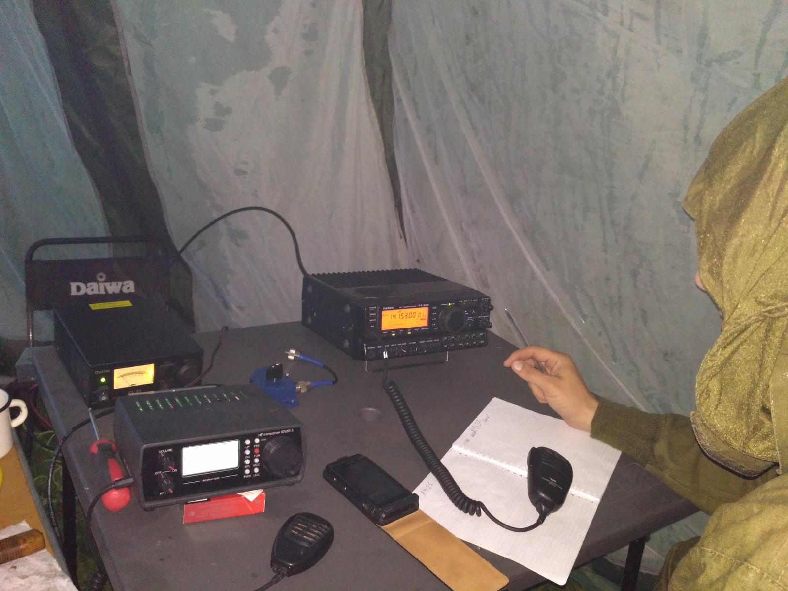 Аппаратное обеспечение полевого радиолюбителя - 2