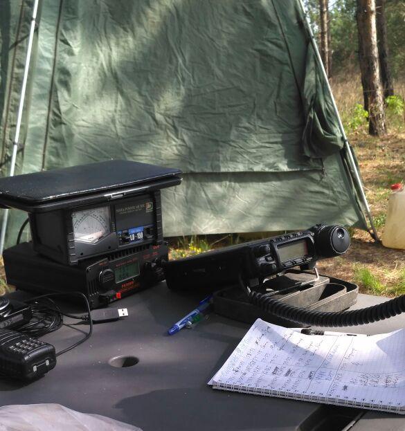 Аппаратное обеспечение полевого радиолюбителя - 3