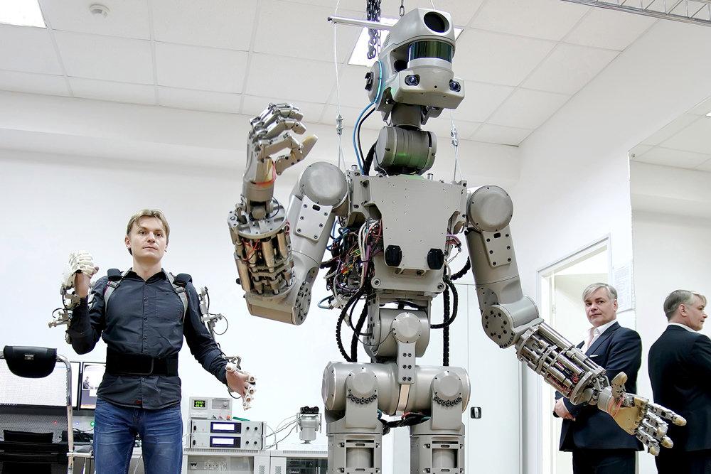 Эксперт НПО «Андроидная техника» рассказал о роботе Фёдоре и других грандиозных проектах - 3