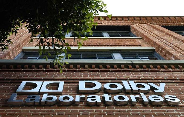 Компания Dolby Laboratories опубликовала отчет за 2017 финансовый год